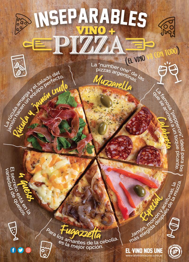 VINO+PIZZA