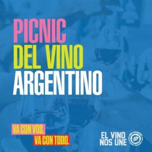 Picnic del vino argentino